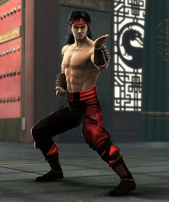 liukang mortal combat wallpaper anime