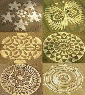 art design Crop Circle