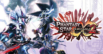 PSP Game Phantasy Star Portable 2 Infinity download