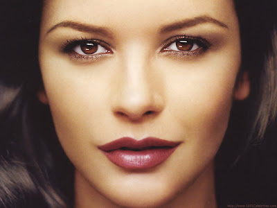 beautiful woman in film Catherine Zeta Jones