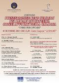 """Convegno """"Unirsi per contare"""" (CZ, 10 dicembre 2010)"""