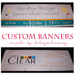 Craft Show Banners