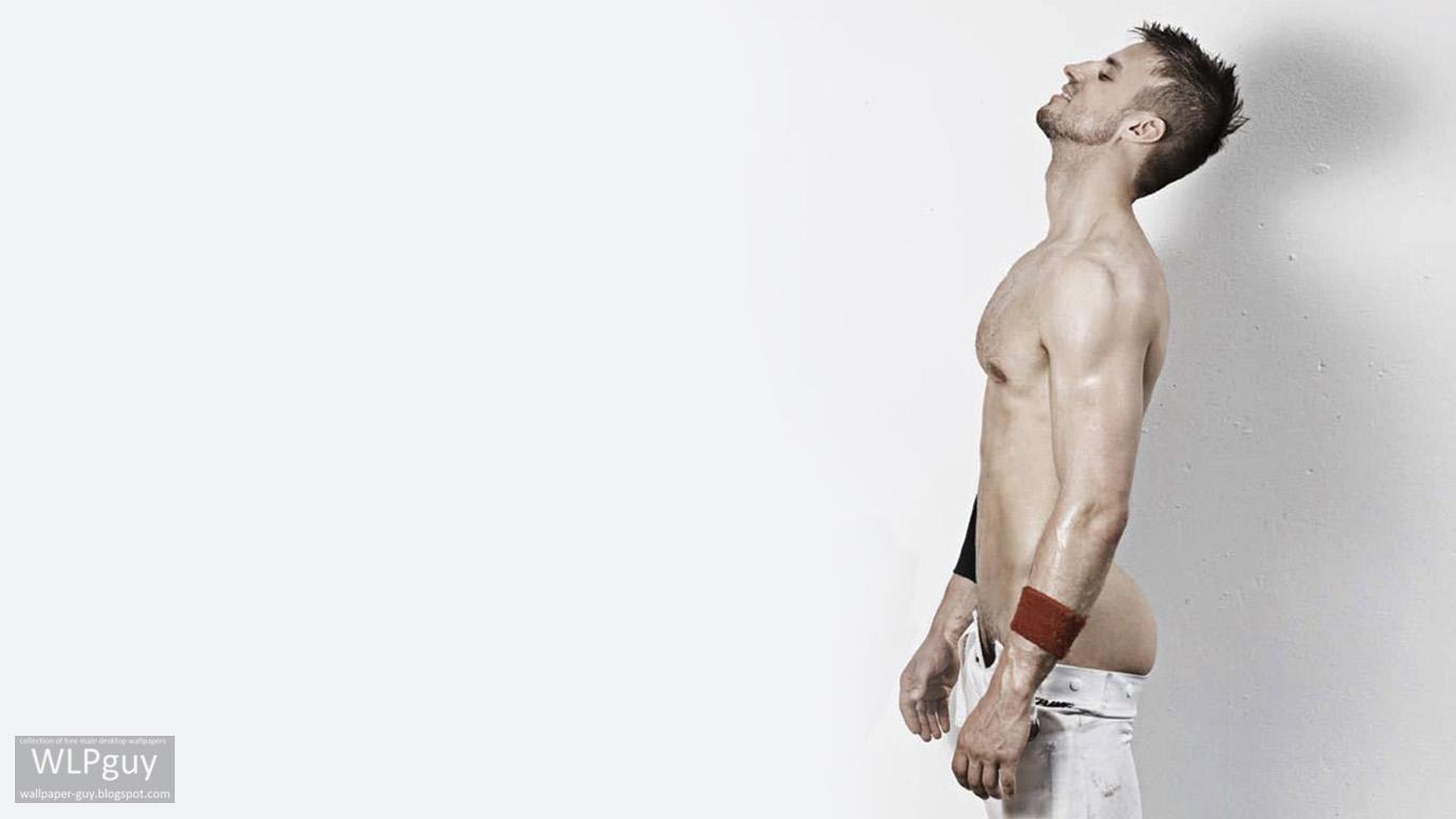 gay man naked old photo