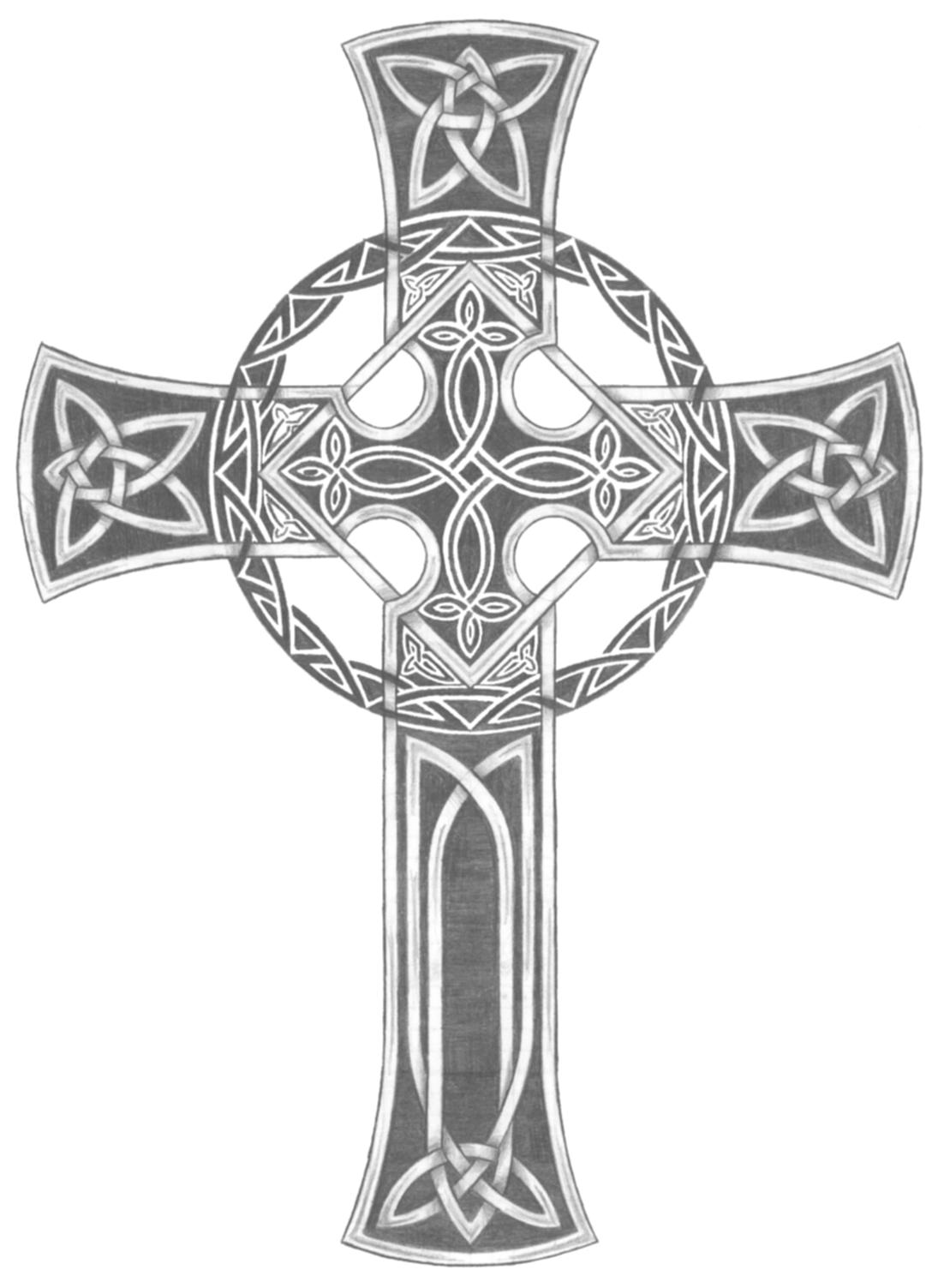 Celticcrosstattoo