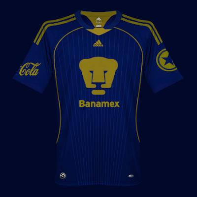 Pumas de México Adidas