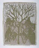 Mystery, Linen & Thread, 2009, $250