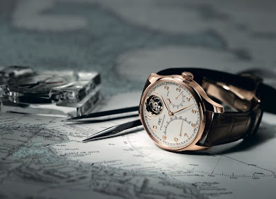 IWC Portuguese Tourbillon Mystère Rétrograde watch replica