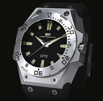 Linde Werdelin The One replica watch