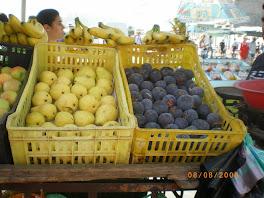 Des prunes, des poires, des bananes à go go