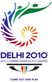 Logo of 2010 Commonwealth Games to be held in Delhi