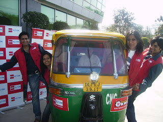 Dressing Delhi for 2010 Commonwealth Games