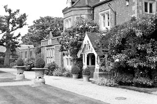 Alexander House Hotel wedding venue, West Sussex