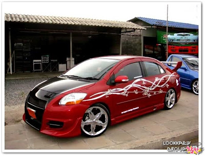 Best Automobile Review Toyota Vios Modified