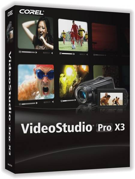Download Corel VideoStudio Pro X3
