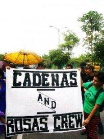 Colectivo Cadenas & Rosas