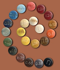 As nossas cores