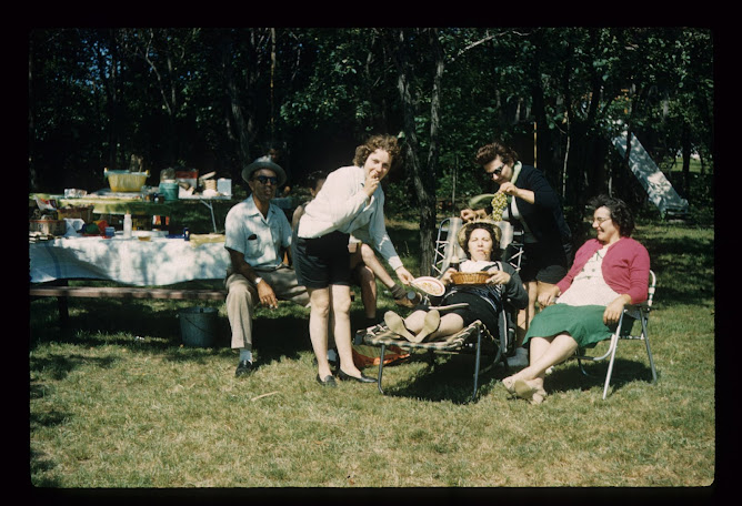 4th Annual Family Picnic 1960