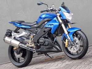 MOdifiication Yamaha Vixion Street Fighter Style Design