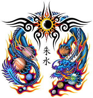 Best Perfect Chinese Tattoo Design Dragon