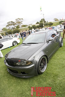 Bmw e46 modified bmw e46 coupe racing silver edition