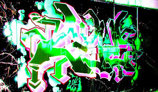 Graffiti Light Tagging