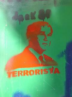 Bush Stencil