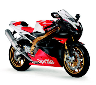 Modification 2009 Aprilia RSV 1000R Factory Sport Edition