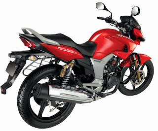 New Hero Honda Hunk 150cc Red Edition