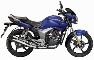 New Hero Honda Hunk 150cc Blue Edition