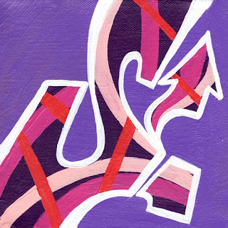 Graffiti Alphabet Sketches Letter J