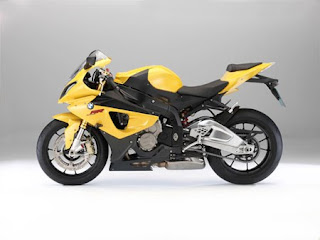 Motorcycle 2011 BMW S1000RR Sport Edition Left Side