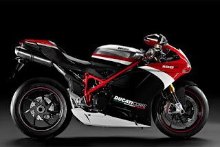Motorcycle 2011 Ducati 1198R Corse