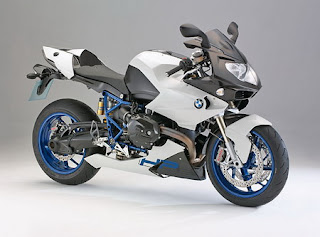 Motorcycle 2011 BMW HP2 Sport