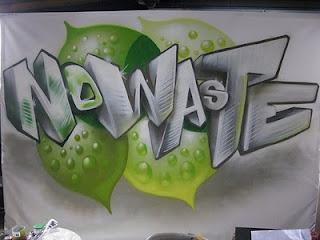 3D Graffiti Alphabet Letters Full Color