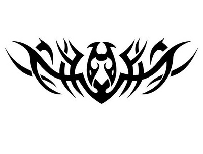 tattoos designs » tribal tribal tattoo design