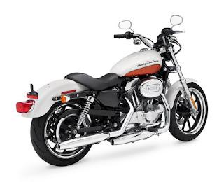 2011 Harley-Davidson XL 883L Sportster 883 SuperLow
