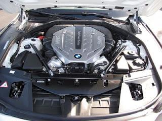 2011 BMW 7-Series 750LI Sedan