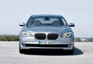 BMW ActiveHybrid 7 750I