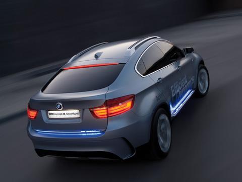 Bmw X6 2010 Black. 2010 BMW X6 ActiveHybrid Sport