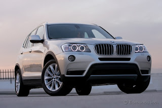 2011 BMW X3 xDrive35i Sport Utility