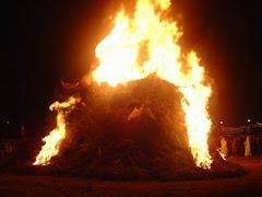 جشن سده _ آتش مقدس - كوشك ورجاوند