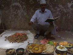 مراسم گاهنبار - جشن كشاورزان براي شكر گذاري.در سال شش چهره گهنبار برگزار میگردد