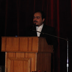 سخنراني پويا منصفي به مناسبت روز جهانگردي در سازمان ميراث فرهنگي
