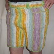 Free Crochet Pattern For Mens Shorts : Beth Crochet: What not to crochet
