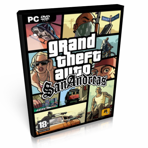 Grand Theft Auto: San Andreas is a wonderful videogame. . For that reason