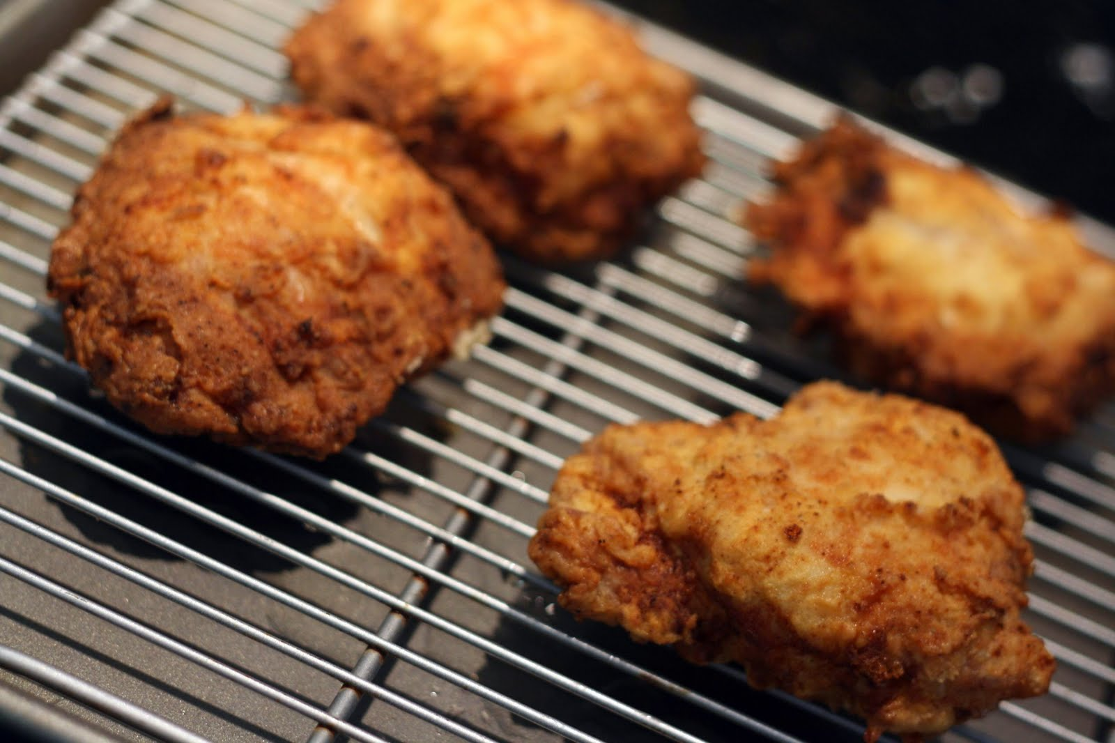 So tasty so yummy double dredged fried chicken it is the best show on the food network in years most importantly his recipes always look fantastic forumfinder Image collections