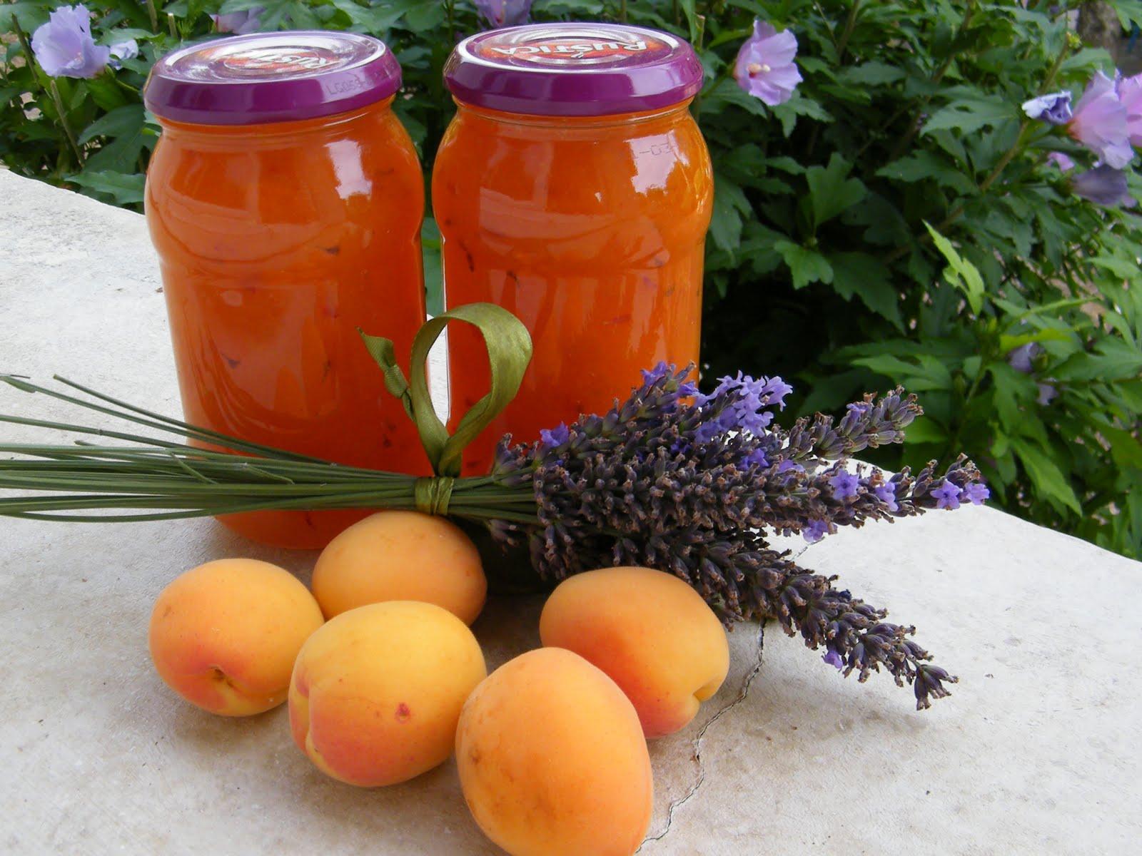 Cuisine et campagne de france confiture d 39 abricot la - Confiture d abricots maison ...