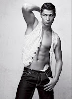 Cristiano Ronaldo for Armani underwear body sexy