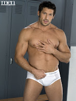 Leo Giamani gay hot