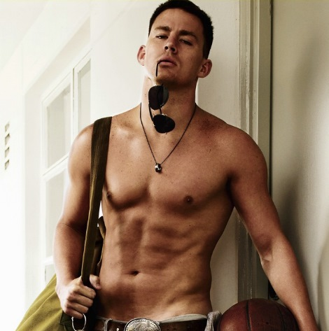 channing tatum hot male model actor